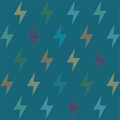 lightning bolt pattern placeholder image