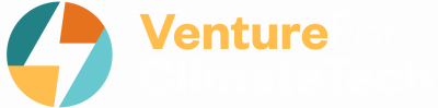 VentureF or ClimateTech Logo