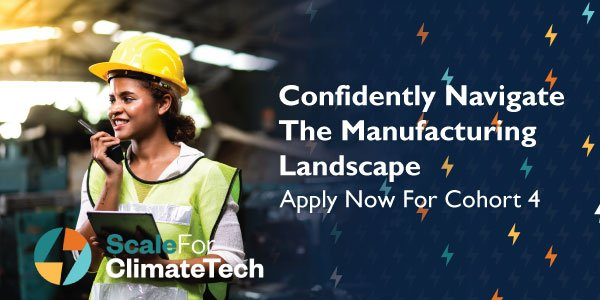 Scale For ClimateTech Recruitment Banner