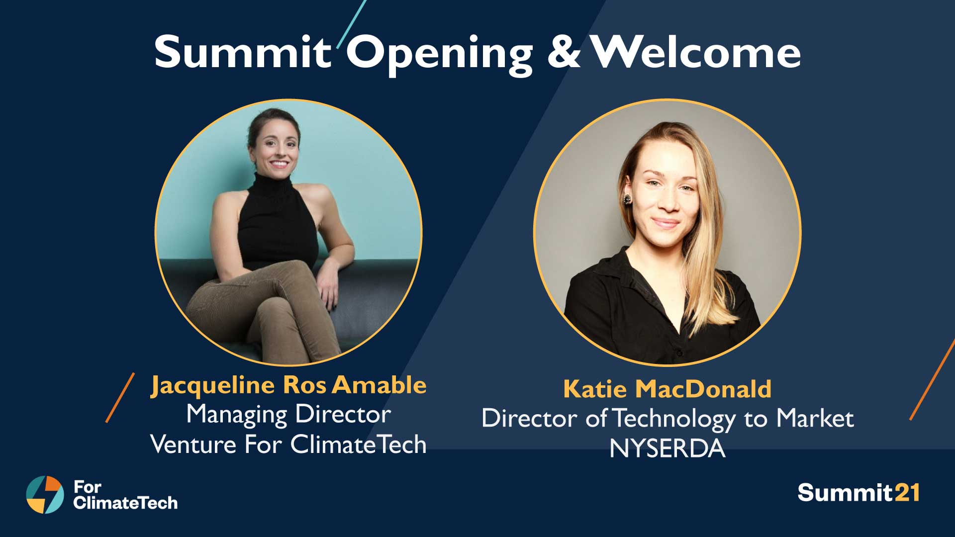 Summit Opening